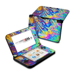 Nintendo 3DS XL Skin - World of Soap