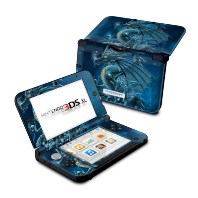 Nintendo 3DS XL Skin - Abolisher