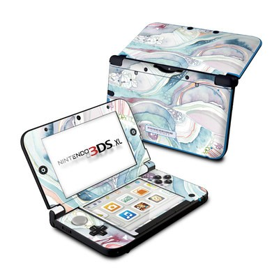Nintendo 3DS XL Skin - Abstract Organic