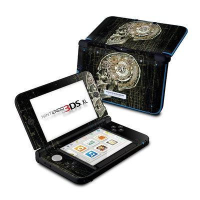 Nintendo 3DS XL Skin - Anima Autonima