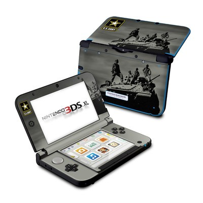 Nintendo 3DS XL Skin - Army Troop