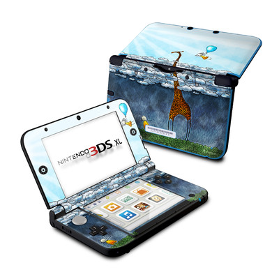 Nintendo 3DS XL Skin - Above The Clouds