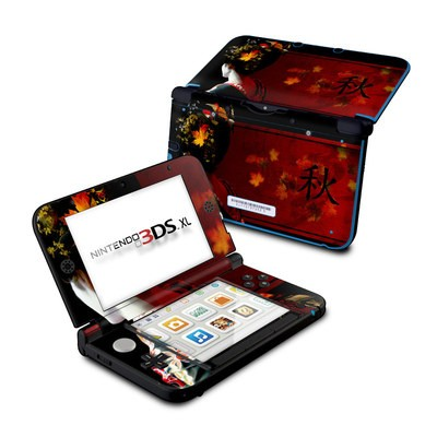 Nintendo 3DS XL Skin - Autumn