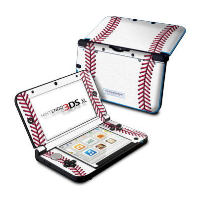 Nintendo 3DS XL Skin - Baseball