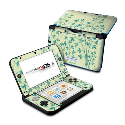 Nintendo 3DS XL Skin - Beauty Branch