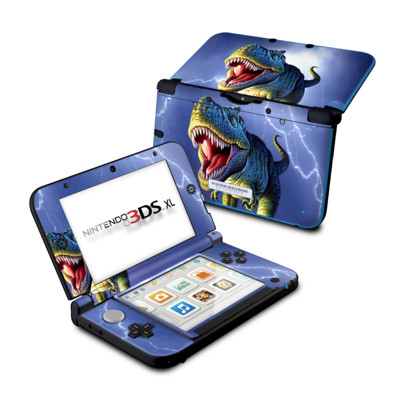 Nintendo 3DS XL Skin - Big Rex