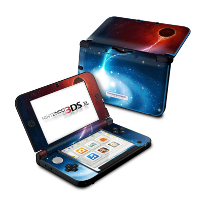Nintendo 3DS XL Skin - Black Hole