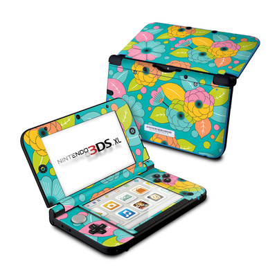 Nintendo 3DS XL Skin - Blossoms