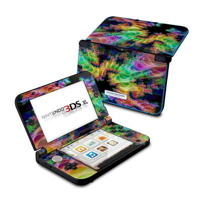 Nintendo 3DS XL Skin - Bogue