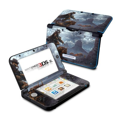 Nintendo 3DS XL Skin - Bounty Hunter