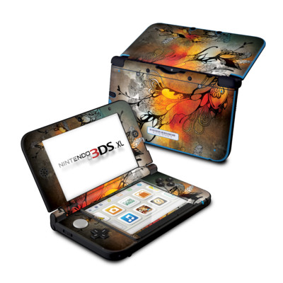 Nintendo 3DS XL Skin - Before The Storm