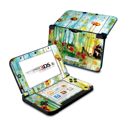 Nintendo 3DS XL Skin - Beneath The Surface