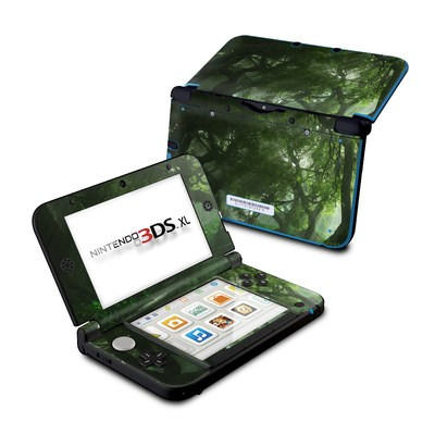 Nintendo 3DS XL Skin - Canopy Creek Spring