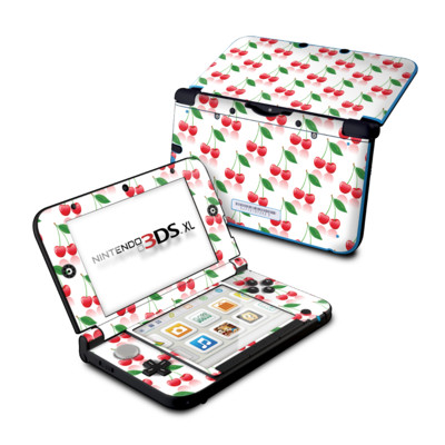 Nintendo 3DS XL Skin - Cherry
