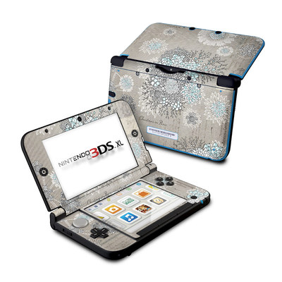 Nintendo 3DS XL Skin - Christmas In Paris