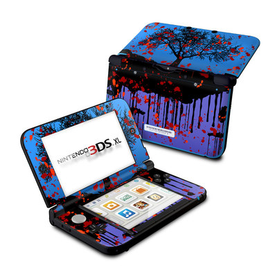 Nintendo 3DS XL Skin - Cold Winter