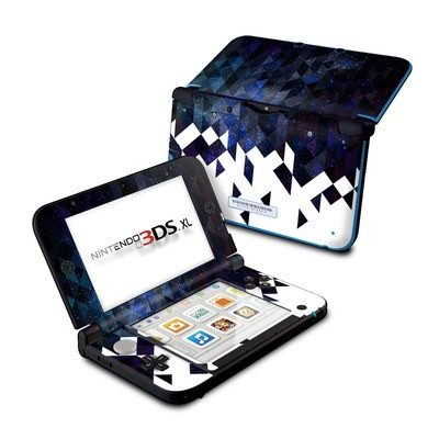 Nintendo 3DS XL Skin - Collapse
