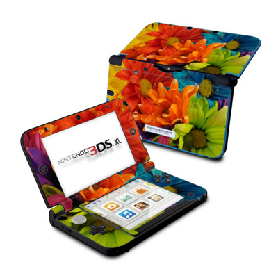 Nintendo 3DS XL Skin - Colours