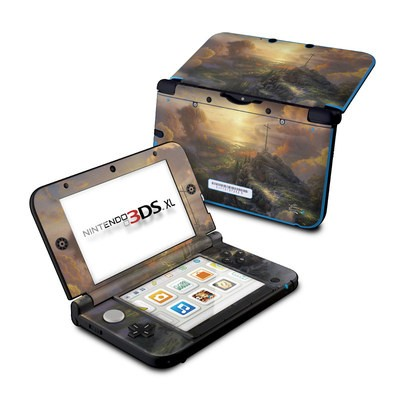 Nintendo 3DS XL Skin - The Cross
