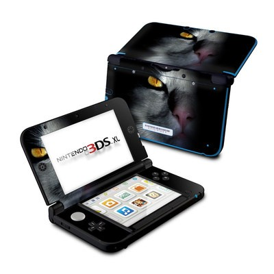 Nintendo 3DS XL Skin - Darkness