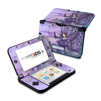Nintendo 3DS XL Skin - Dark Wings