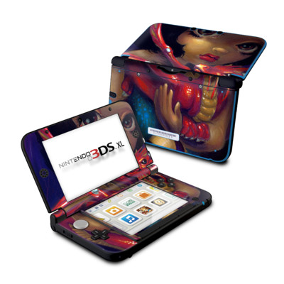 Nintendo 3DS XL Skin - Darling Dragonling