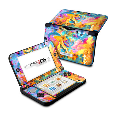 Nintendo 3DS XL Skin - Dawn Dance