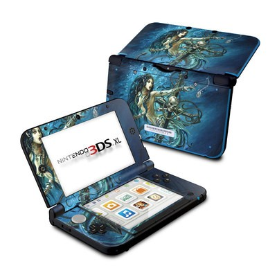 Nintendo 3DS XL Skin - Death Tide