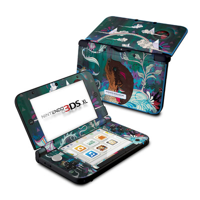 Nintendo 3DS XL Skin - Distraction