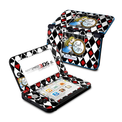 Nintendo 3DS XL Skin - Eat Me