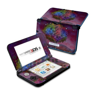 Nintendo 3DS XL Skin - Escape