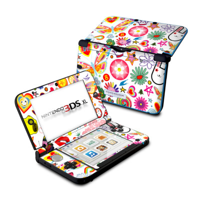 Nintendo 3DS XL Skin - Eye Candy