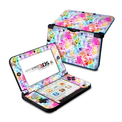 Nintendo 3DS XL Skin - Fairy Dust