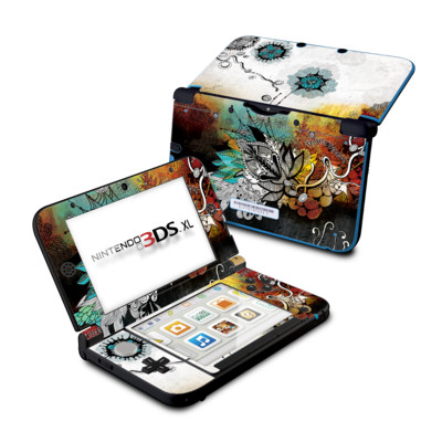 Nintendo 3DS XL Skin - Frozen Dreams