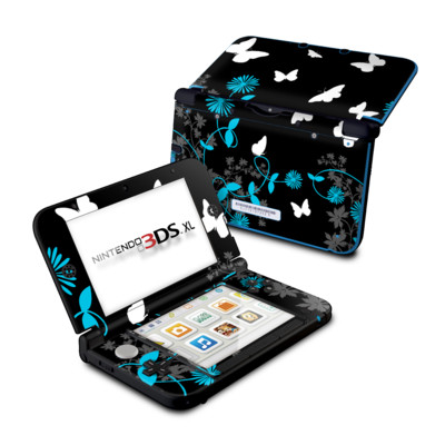 Nintendo 3DS XL Skin - Fly Me Away