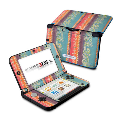 Nintendo 3DS XL Skin - Fresh Picked