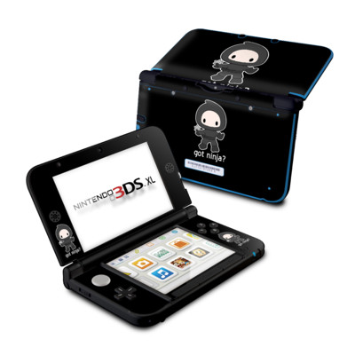 Nintendo 3DS XL Skin - Got Ninja