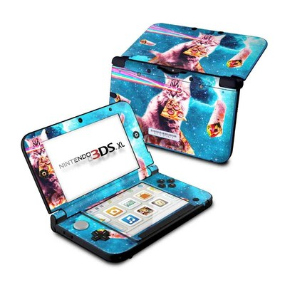 Nintendo 3DS XL Skin - Guardian of Za