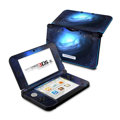 Nintendo 3DS XL Skin - Hidden Forces