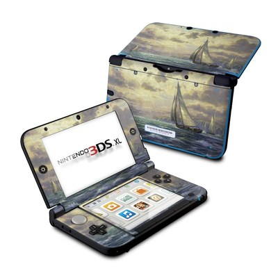 Nintendo 3DS XL Skin - New Horizons