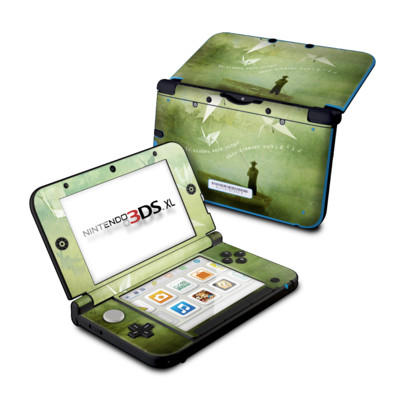Nintendo 3DS XL Skin - If Wishes