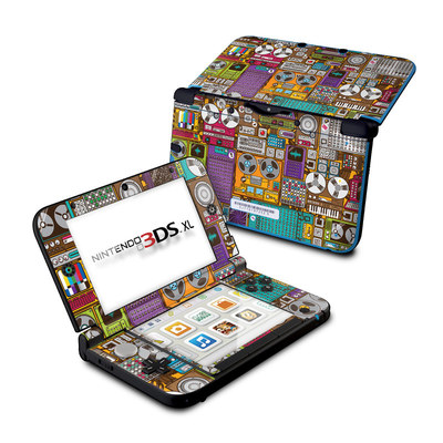 Nintendo 3DS XL Skin - In My Pocket
