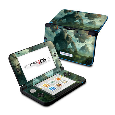 Nintendo 3DS XL Skin - Invasion