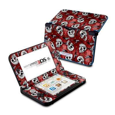 Nintendo 3DS XL Skin - Issues