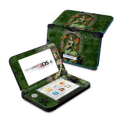 Nintendo 3DS XL Skin - Jade Fairy