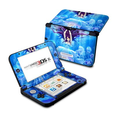 Nintendo 3DS XL Skin - Jelly Girl