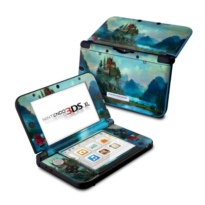 Nintendo 3DS XL Skin - Journey's End