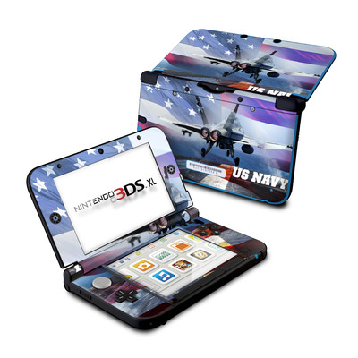 Nintendo 3DS XL Skin - Launch