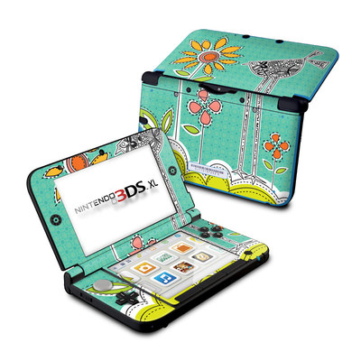 Nintendo 3DS XL Skin - Little Chicken