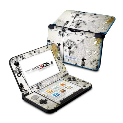 Nintendo 3DS XL Skin - Little Dandelion